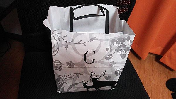 GOKOKUの袋