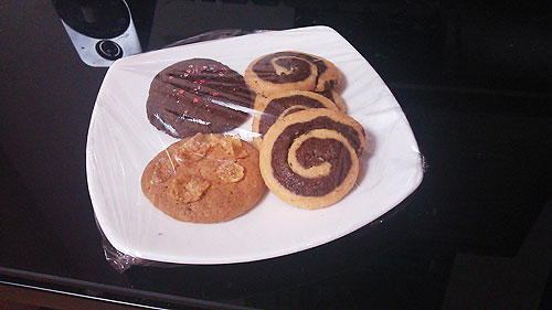 クッキー 完成