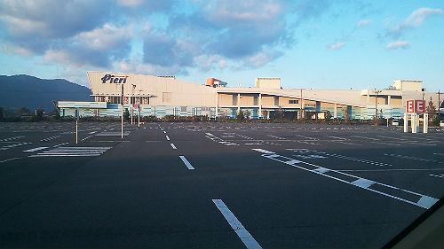 ピエリ守山 駐車場